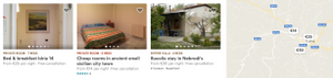 Airbnb offers to sleep in Troina.